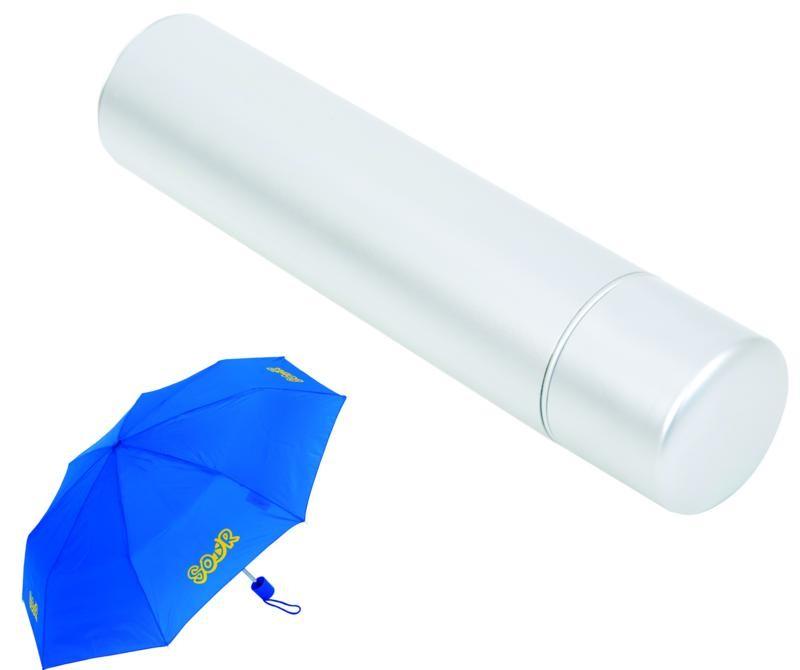Printed Promotional Tubed Telescopic Umbrella