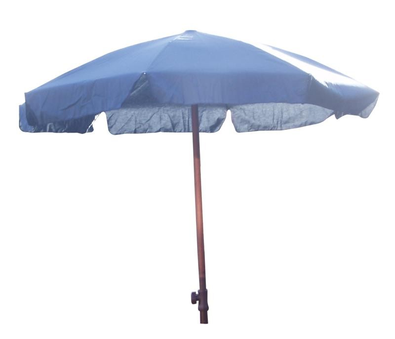 Printed Promotional Wooden Garden Parasol