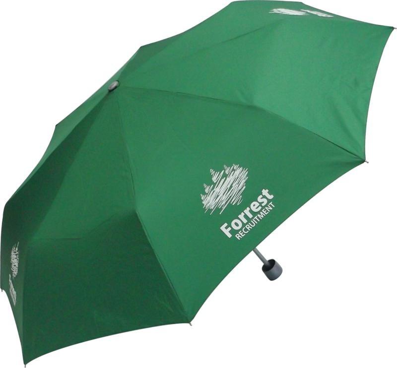 Printed Promotional Aluminium Supermini Umbrella