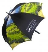 Printed Promotional Spectrum Sport Pro Umbrella