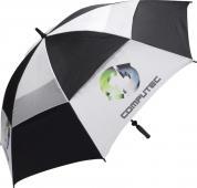 Printed Promotional Supervent Golf Umbrella