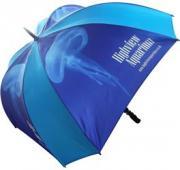 Printed Promotional Spectrum Sport Square Umbrella