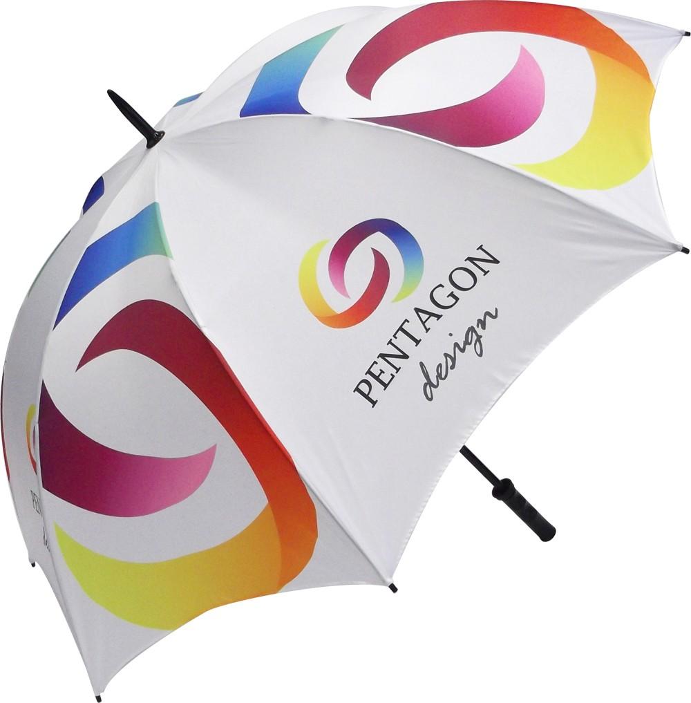 Printed Promotional Spectrum Sport Umbrella