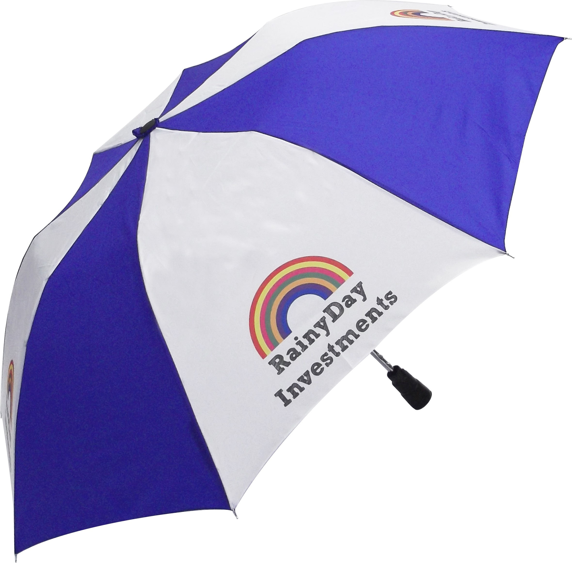 Printed Promotional Unisex Folding Umbrella